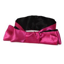 YZ5127情趣性感缎带眼罩 夜店色丁织带眼罩 蒙眼加长缎带眼罩