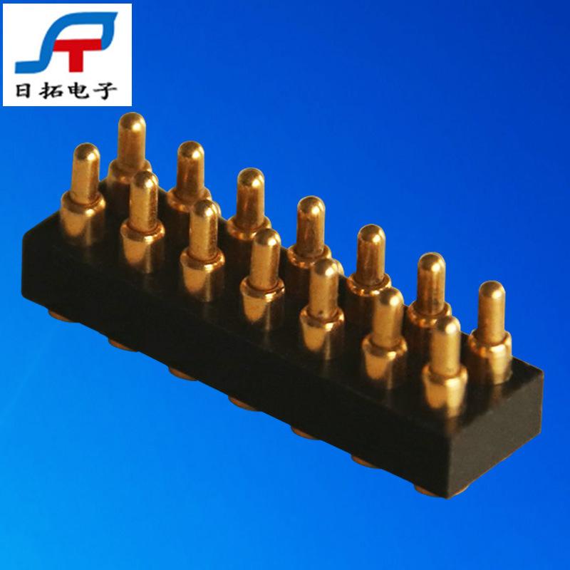 工场大电流pogopin顶针连接器订制 弹簧探针质量不变交期公道