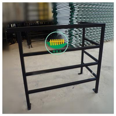 护窗栏杆 欧式铁艺栏杆 不生锈的建筑护窗栏杆 河南护栏厂定做435