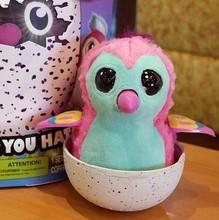 小鸟宠物电子奇趣蛋 电子宠物蛋 可互动神奇生物孵化蛋生日礼物蛋