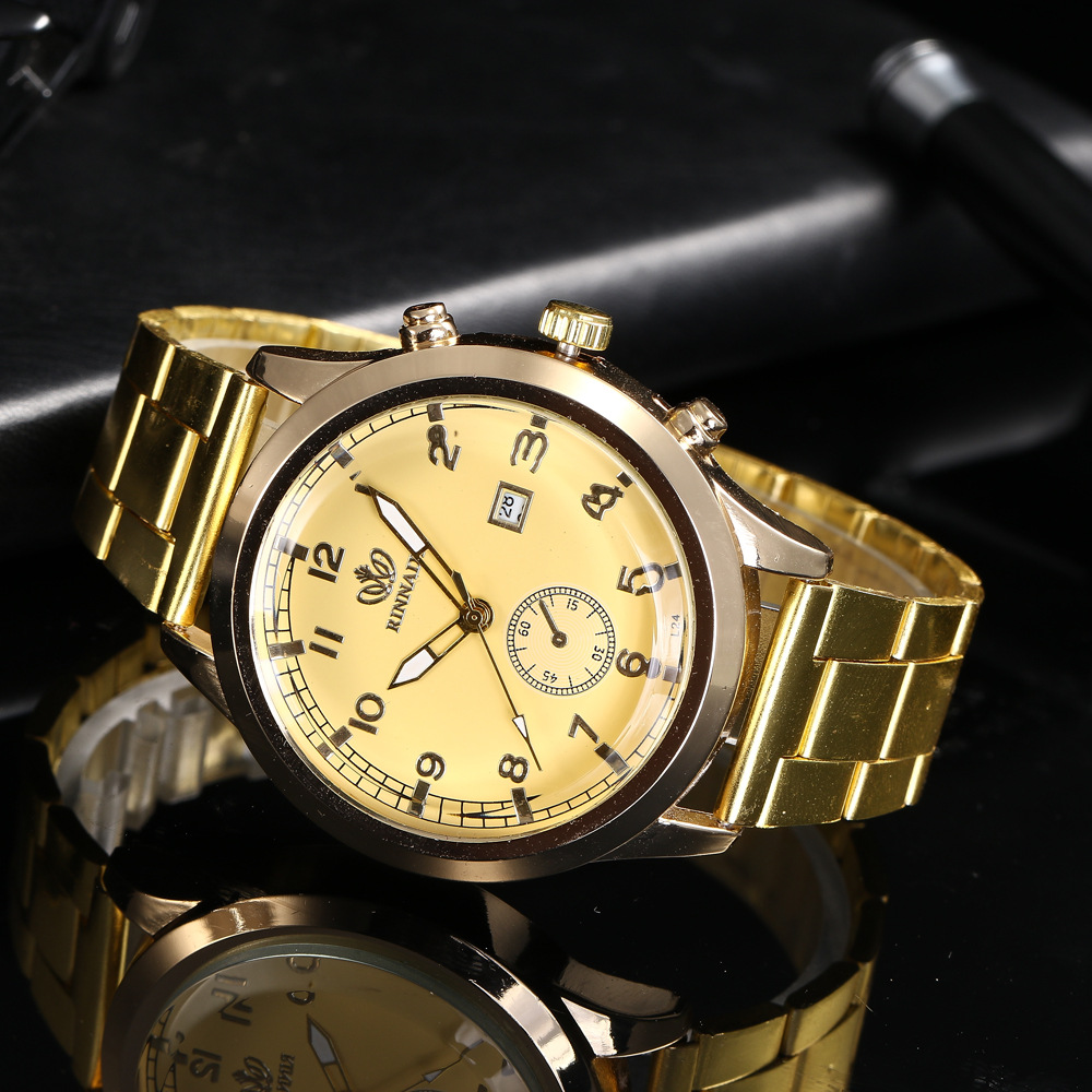 fashion Watch (Gold)NHHK0859-Gold