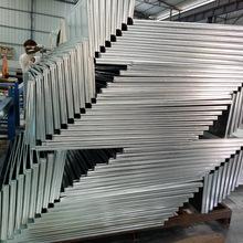 供應 鋼板風管 優質白鐵皮風管 空調通風管道 可定制加工復合風管
