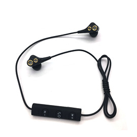 Fashion sports heavy bass high-end atmosphere outdoor bilateral universal hot sale Bluetooth headset Y08002