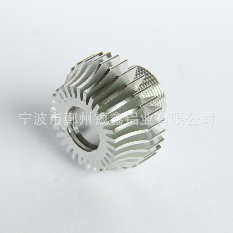 厂家直销散热器 优质铝合金型材散热片 金属加工铝材料批发