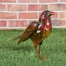 简约现代家居  客厅 铁艺小鸟摆件  动物摆饰摆件工艺品
