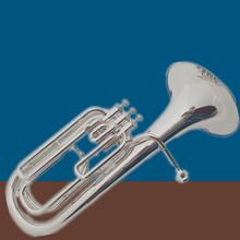热卖哈麦伦铜管乐器三立键次中音号巴立东大号巴里东镍银合金B调