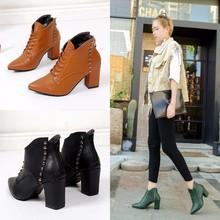 Boots nữ thời trang, dáng sành điệu, phong cách mới