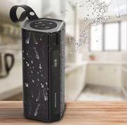 亚马逊爆款蓝牙音箱充电宝音响多功能车载低音炮户外防水一件代发