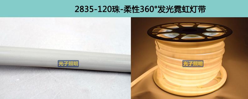 2835-120珠-柔性360°发光霓虹新宝gg创造奇迹下载