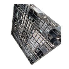 河南托盘厂家低价处理日本塑料托盘 物流托盘 田字格塑料托盘