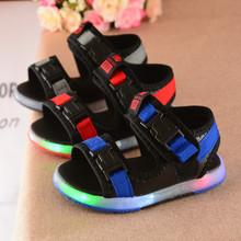 Sandals bé trai thời trang, màu sắc tươi sáng xinh xắn, phong cách Hàn