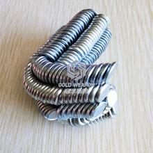 金戈磁材厂供应钕铁硼磁铁15*2 17*2 18*2包装盒化妆盒强力单面磁