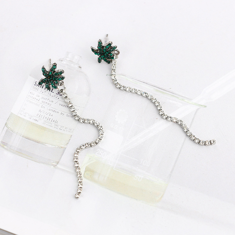 Fashion OL alloy plating earring NHGY0544