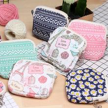 樂彩韓版創意姨媽巾收納包 時尚旅行化妝品收納包 可愛首飾收納袋