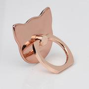 新款 定制礼品金属iring手指环扣手机支架 背贴支架厂家直销