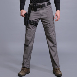 ESDY outdoor light water repellent trousers City daily commuter riding Slim tactical pants