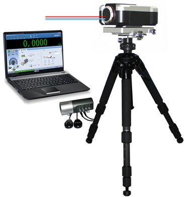 深圳中图仪器激光干涉仪SJ6000校准机床及检测设备专用仪器