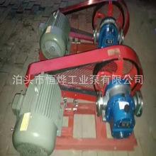 现货供应Lc不锈钢罗茨泵 高粘度罗茨泵 流量50方恒烨生产