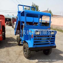 直銷四驅農用車 山路專用四輪自卸車 3T工程礦用運輸車爬坡有勁
