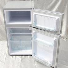 海浪BCD—102L节能静音小型家用双开门电冰箱 冷藏冷冻保鲜