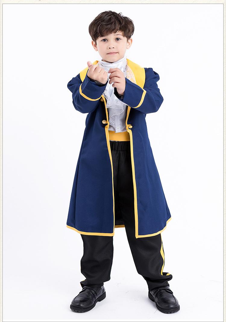 Halloween boy cosplay prince costume NHFE153931