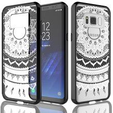 欧美爆款 moto e5 play彩绘透明手机壳 钢化玻璃超薄手机�;ぬ�