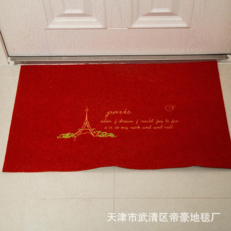 耐用可水洗PVC地毯地垫门垫门厅蹭脚垫浴室垫卫生间脚垫
