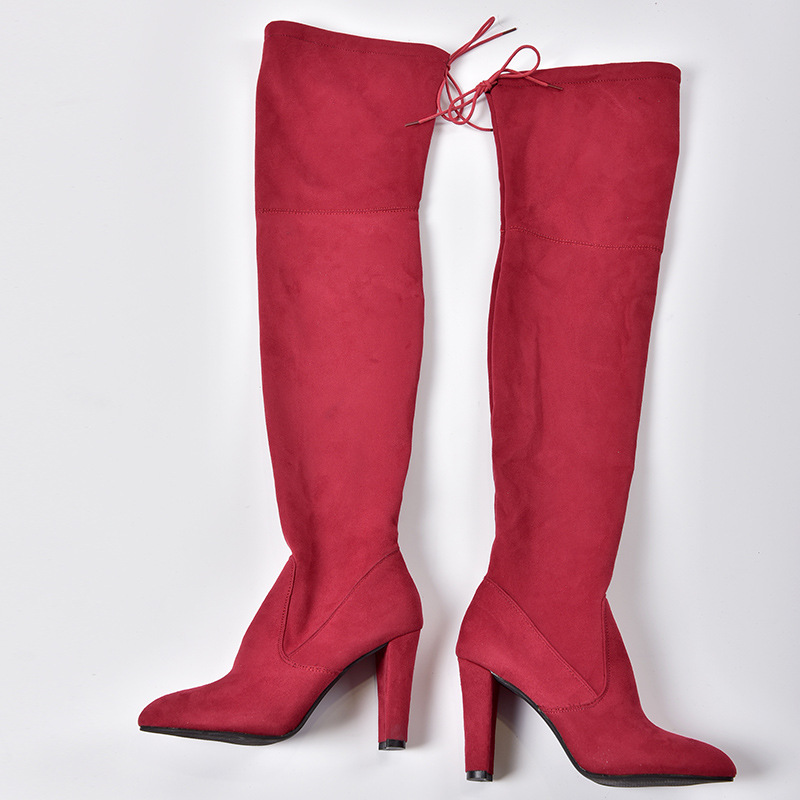 Over the Knee Thigh High Winter Women Boots