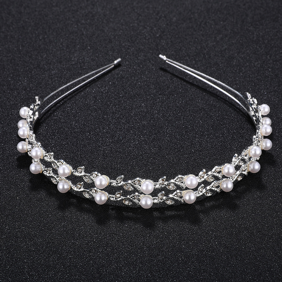 Alloy Fashion Geometric Hair accessories  Alloy NHHS0115Alloy