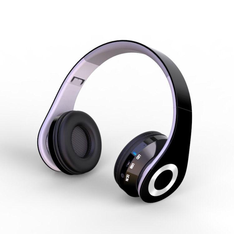 现货蓝牙耳机头戴运动耳机户外耳机手机电脑学生游戏无线蓝牙耳机