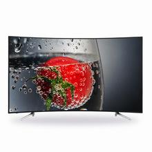 實力工廠超高清4K曲面LED電視32寸43寸50寸55寸65寸智能網絡電視