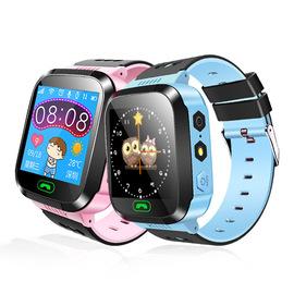 W5S smart watch children one-button positioning watch intelligent high-definition camera multi-function children's phone watch
