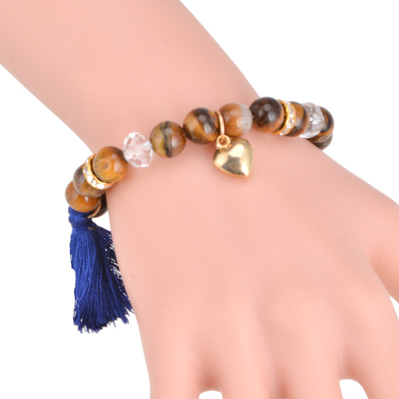 Occident and the United States ceramicsBracelet (brown)NHYT0343-brown