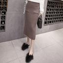 Váy nữ thời trang, thiết kế ấm áp, trơn màu hiện đại
