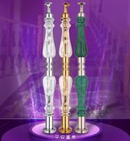 工厂直销花瓶状亚克力水晶楼梯立柱 护栏立柱 2018新款 热销中