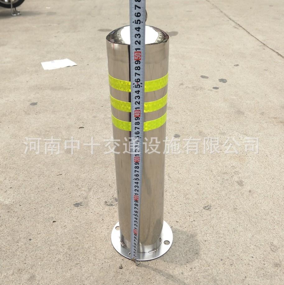 不锈钢路桩 警示桩 隔离柱 路墩不锈钢活动桩 伸缩路桩