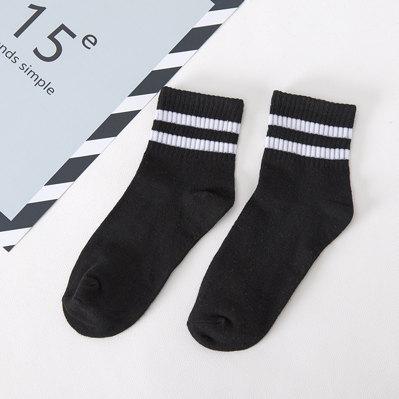 BLACK NUDE SOCKS