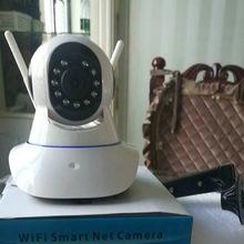無線攝像頭 wifi遠程監控器 手機遠程家用智能網絡高清監控攝像機
