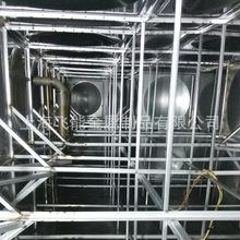 廠家直銷消防水箱 熱泵保溫水箱 屋頂不銹鋼水箱 太陽能保溫水箱