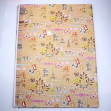 包装纸 礼品包装纸批发 卡通爱心礼品纸 厂家混批礼物包装纸