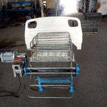 自动化流水线网链输送机 食品不锈钢链板工业生产线设备低价定制