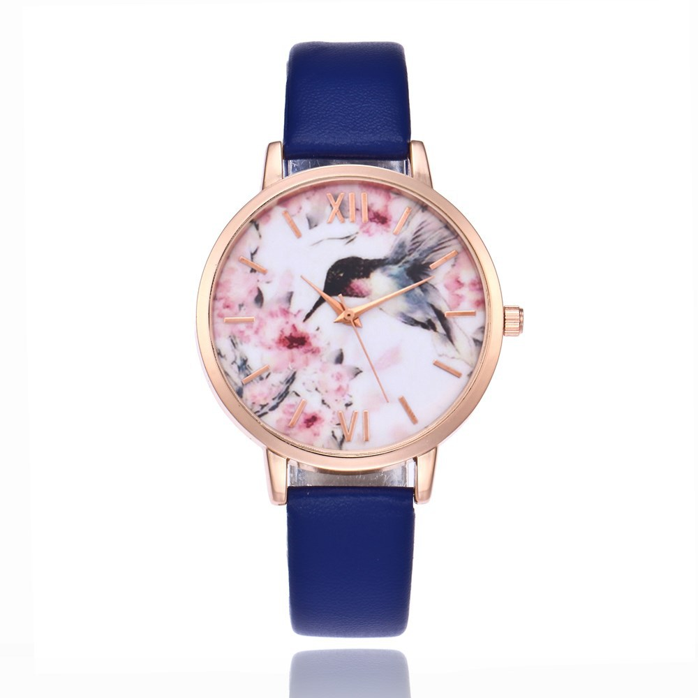 fashion Watch (Royal blue)NHSY0916-Royal blue