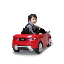 星輝嬰童兒童電動車四輪電動汽車路虎童車男女小孩玩具車遙控可坐
