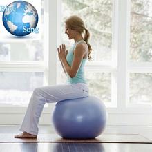蓝歌85cm瑜伽球大号美体健身球运动器材Blue Song品牌保证可授权