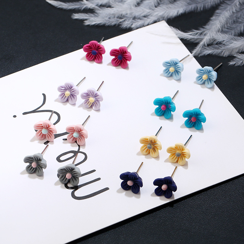Fashion OL other other earring (Mixed color)NHNZ0199-Mixed color