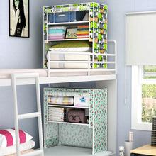 簡易布衣柜宿舍神器單身公寓衣柜大學生寢室上鋪下鋪床頭收納架柜