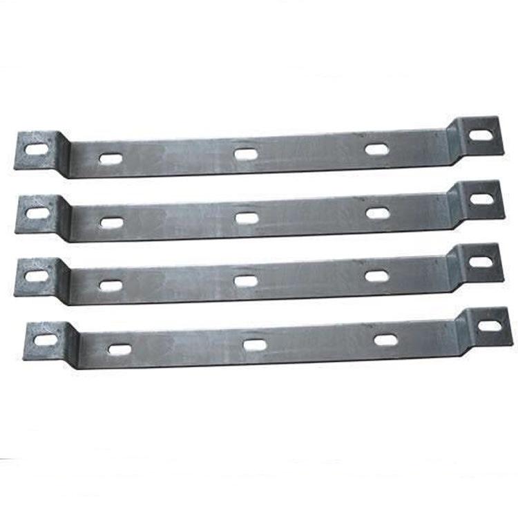 厂家供应钢制镀锌横担槽式桥架安装配件吊装可定制金属支架