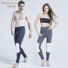 冬季羊絨褲男加絨加厚毛褲男女羊毛褲情侶護膝護腰保暖褲厚絨褲子