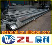 型材 C型钢 Z型钢 佛山Z型钢厂家 Z型钢价格 Z型钢规格 Z型钢尺寸