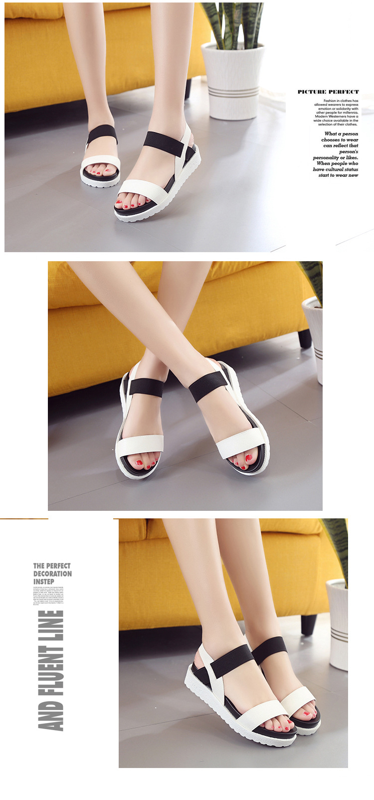 FashionShoes(White -35) NHZX0320-White-35